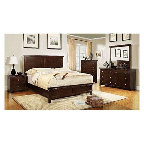 Charlton Home Maser Sleigh 6 Piece Bedroom Set Wayfair