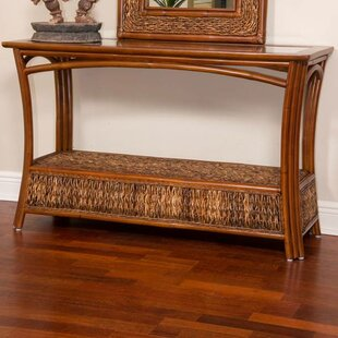 Panama Console Table by Al..