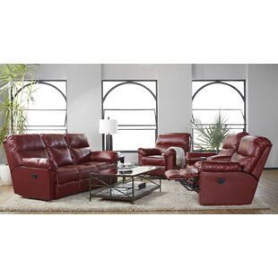 Maner Double Reclining Sofa by Ebern Designs