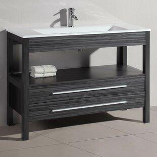 48 Single Modern Bathroom Vanity