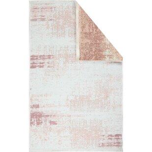 Abdullah Cream/Pink Rug by Orren Ellis