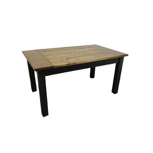 Entrada Solid Wood Dining Table by Millwood Pines