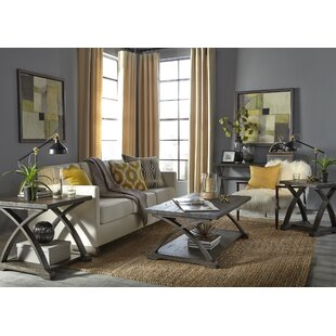 Garth 4 Piece Coffee Table Set
