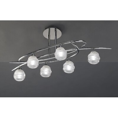 Mantra Lighting Aire 16-Light Sputnik Chandelier & Reviews ...