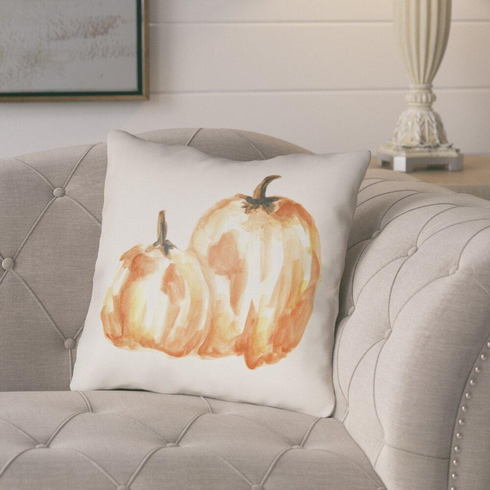 August Grove Elsea Indoor Outdoor Throw Pillow Reviews Wayfair