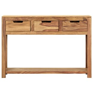 Kraft Console Table By Alpen Home