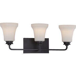 Winston Porter Crainville 3-Light Vanity Light