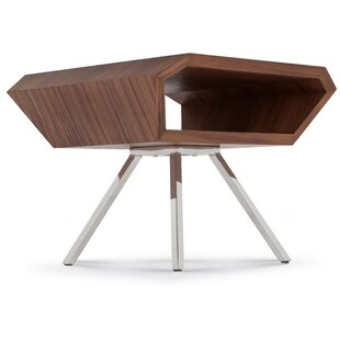 Affordable Price Suzie End Table by Orren Ellis