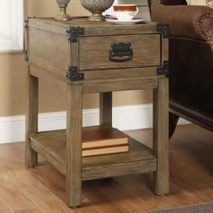 Mistana Chasity End Table With Storage