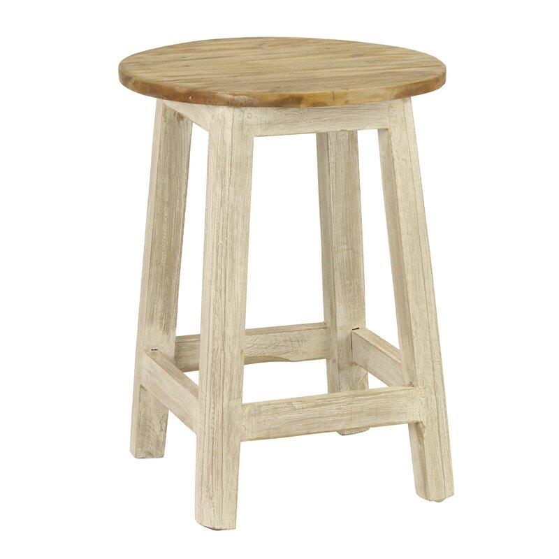 "Hodder 18.5"" Bar Stool. #stools #accentstools #furniture #rusticstool #farmhousestool"