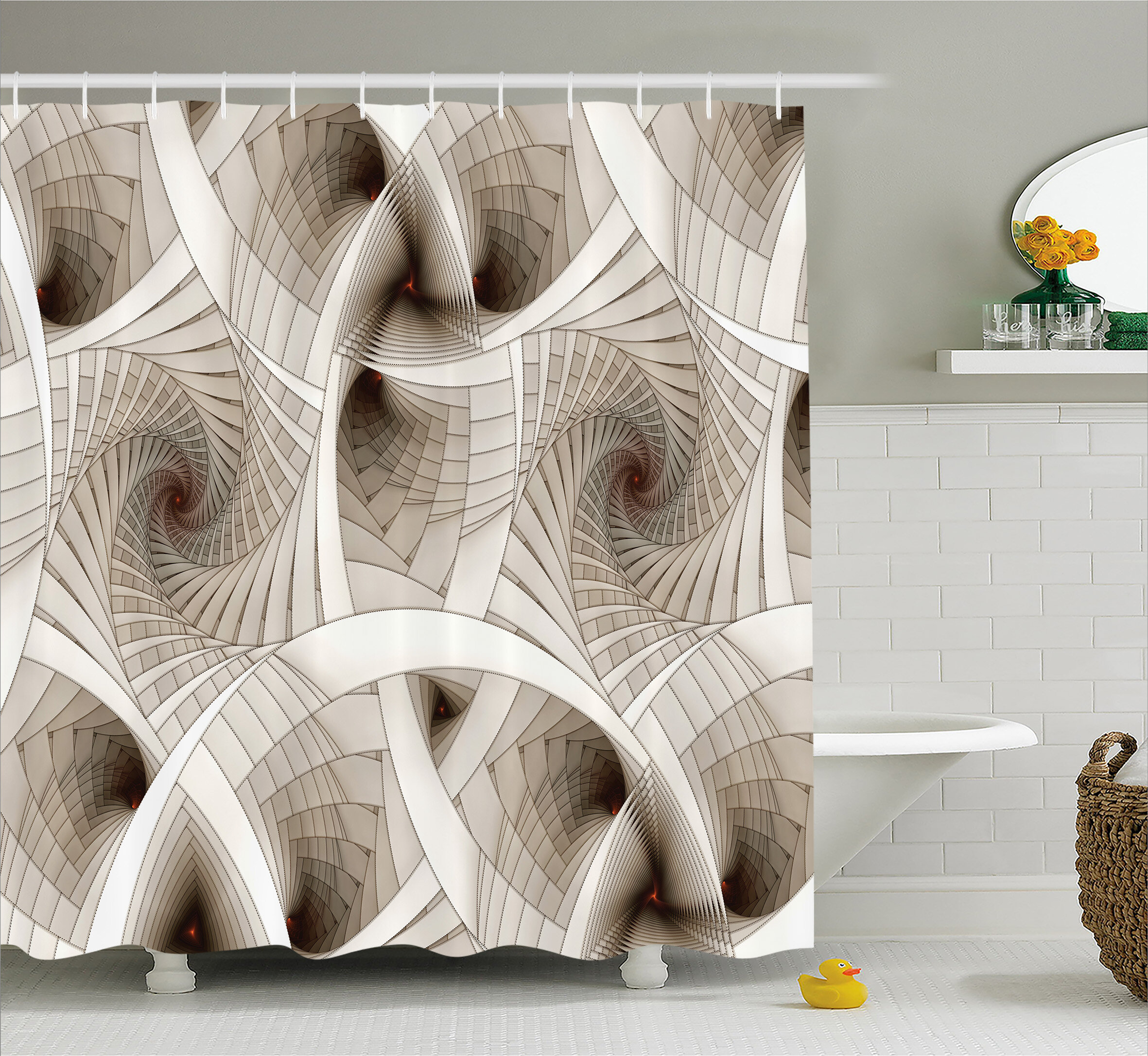 East Urban Home Sci Fi Shower Curtain Reviews