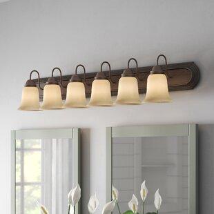 Alcott Hill Branford 6-Light Vanity Light