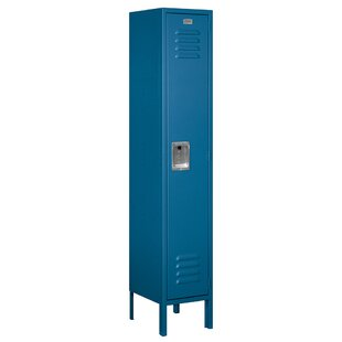 1 Tier Wide School Locker