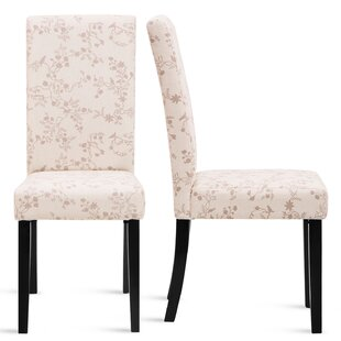 Great Price Luxurious Fabric Side Chair (Set of 2) by Merax Reviews (2019) & Buyer's Guide
