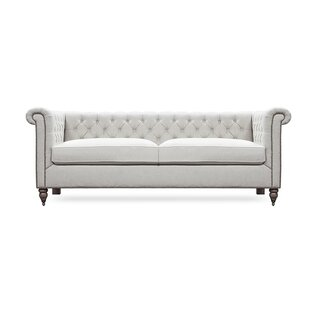 Skyla Chesterfield Sofa by Rosdorf Park Today Sale Only
