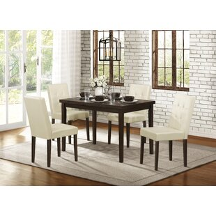 Newton 5 Piece Dining Set