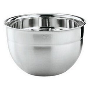 Deep Professional Stainless Steel Mixing Bowl
