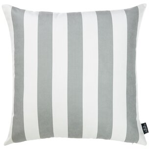 Albion Stripe Printed Pillow Cover