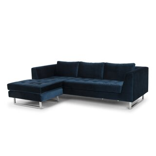 Aman Left Hand Facing Sectional by Latitude Run SKU:CB195020 Information