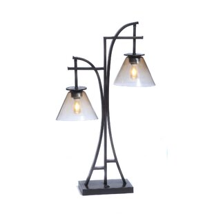 Affordable Sherwood 28.5 Table Lamp By World Menagerie