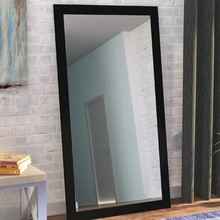 Wade Logan Rectangle Modern Wall Mirror