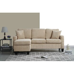 Welcher Modern Sectional by Winston Porter