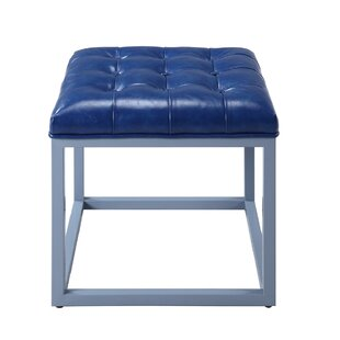 Iconic Home Newman Cocktail Ottoman
