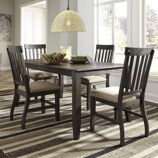 Rainmaker 5 Piece Dining Set Loon Peak