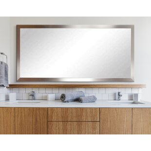 Great Price Embossed Steel Wall Mirror By Brandt Works LLC