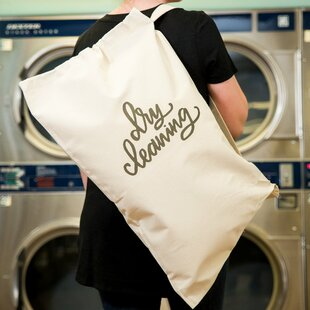Love You A Latte Shop 'Dry Cleaning' Laundry Bag