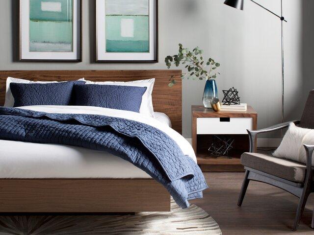 . Modern Nightstands and Bedside Tables   AllModern