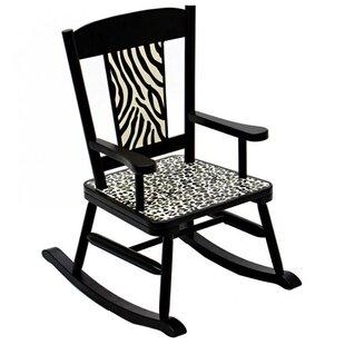 Savings Wildkin Wild Side Kids Rocking Chair ByWildkin