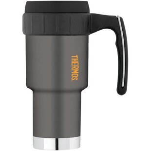Foam Insulated Travel Mug