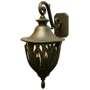 Great Price Phillipstown 4-Light Outdoor Wall Lantern By Alcott Hill