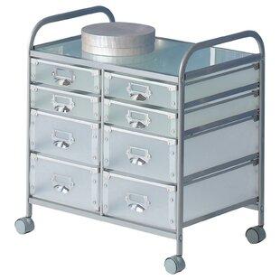 Roli-2 File Cart By Symple Stuff