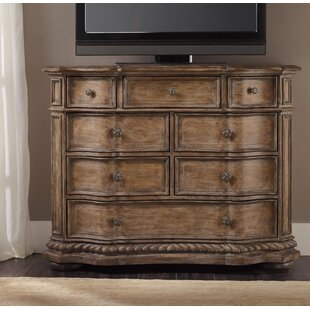 Bargain Solana TV Stand for TVs up to 50 By Hooker Furniture