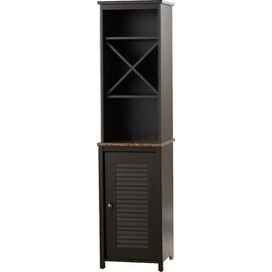 Redding Freestanding Linen Tower