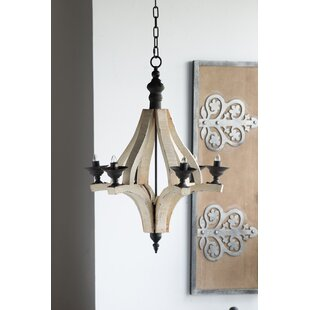 Top Reviews Amedeo 6-Light Chandelier By One Allium Way