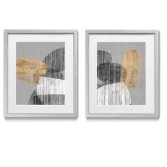 2 Piece Everly Quinn Framed Art You Ll Love In 2021 Wayfair