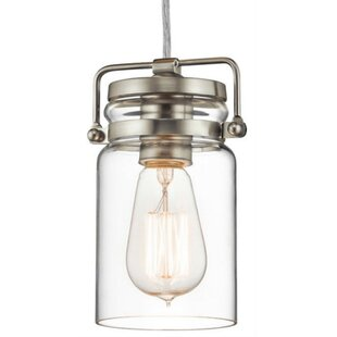 Breakwater Bay Vogler 1-Light Bell Pendant