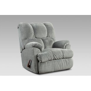 Strauss Manual Rocker Recliner
