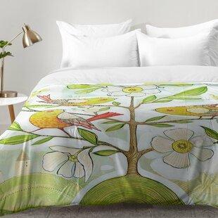 East Urban Home Tree Comforter Set