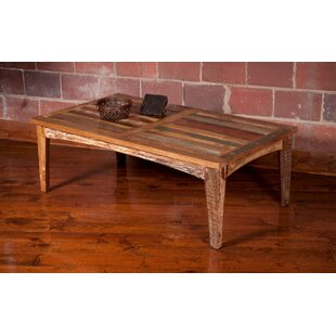 Merchant's Andaman Coffee Table by William Sheppee