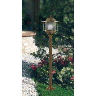 1 Light Post Lantern By Moretti Luce