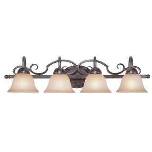 Nettie 4-Light Vanity Light By Fleur De Lis Living