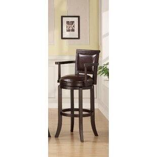 Online Reviews 40 Swivel Bar Stool by Mintra