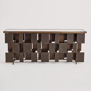 Layered Console Table By Global Views