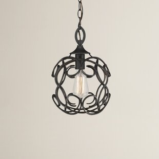 Fleur De Lis Living Dianna 1-Light Geometric Pendant