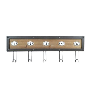 Brinson Wall Mounted Coat Rack By Williston Forge