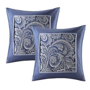 Pokanoket Jacquard Throw Pillow (Set of 2)